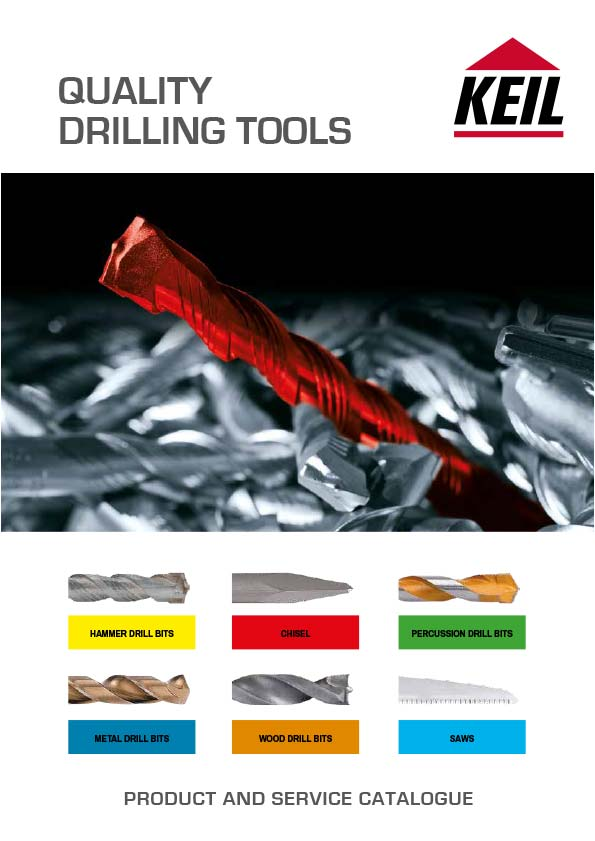 KEIL Quality Drilling Tools - Catalogue (complete)